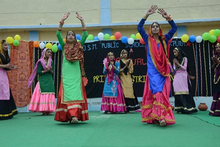 Baba Jora Singh Memorial Public School-Events function