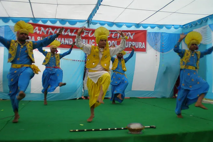 Baba Shri Chand Public School-Events