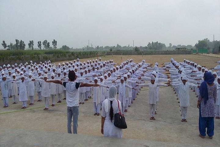 Baba Wadhawa Singh Ji Vidya Kender-Yoga