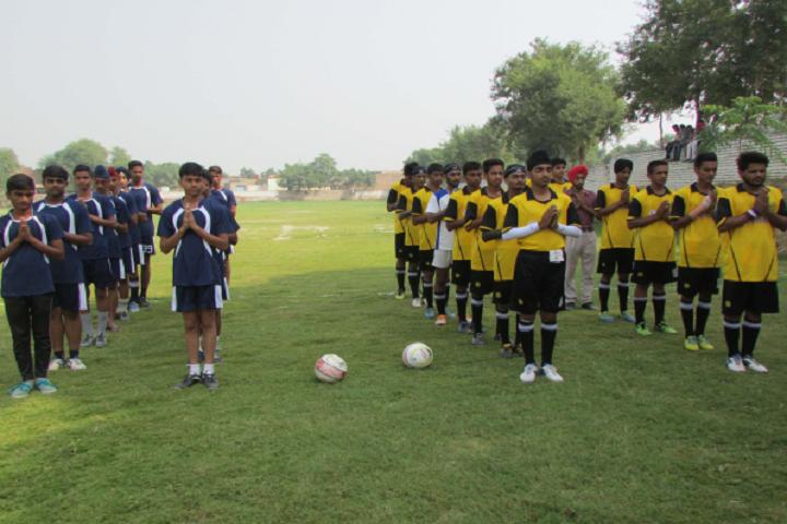 Babu Brish Bhan DAV Public School-Play Ground