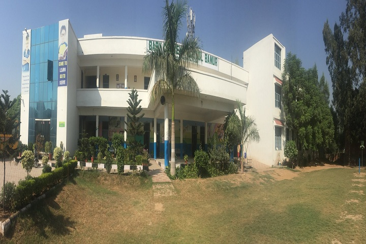 Baby Convent School-Campus View