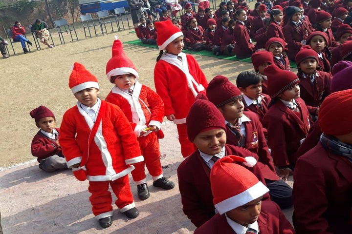 Baby Convent School-Christmas Celebration