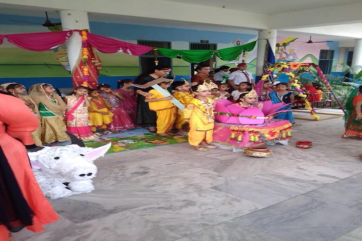 Baby Convent School-Annual Function