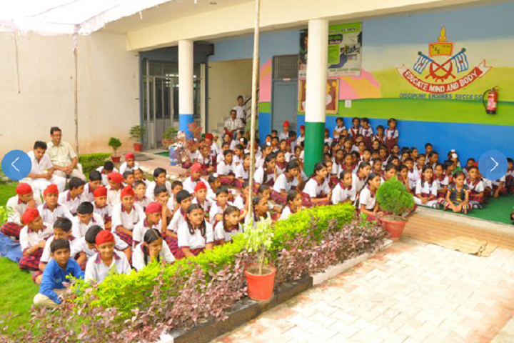 Baby Convent School-Independance Day