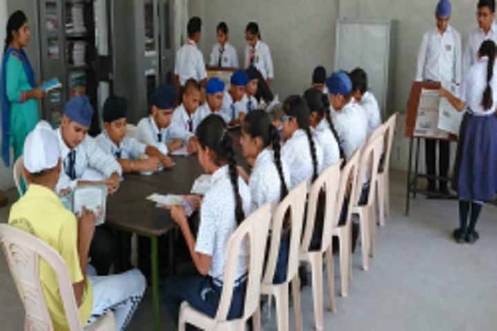Bachpan International Public School-Library