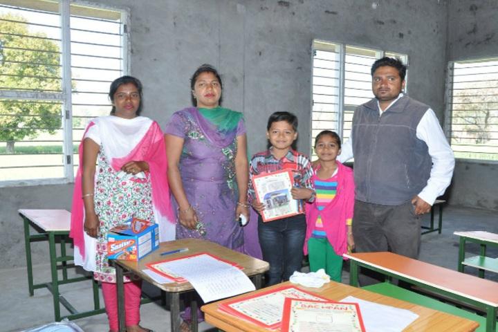 Bachpan International Public School-Parent Teacher meeting
