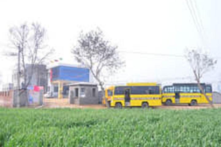 Bachpan International Public School-Transport