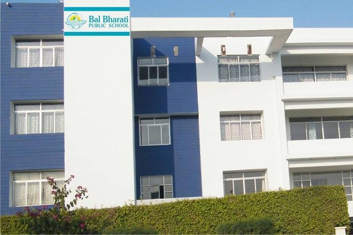 Bal Bharati Public School-Campus-View