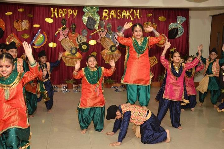 Bal Bharati Public School-Events baisakhi