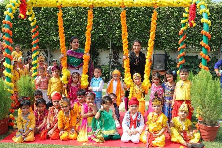 Bal Bharati Public School-Events celebration