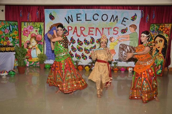 Bal Bharati Public School-Events programme