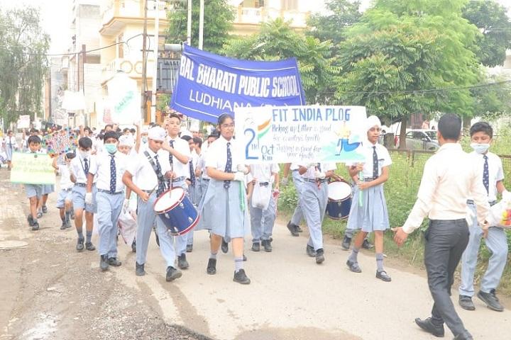 Bal Bharati Public School-Others rally