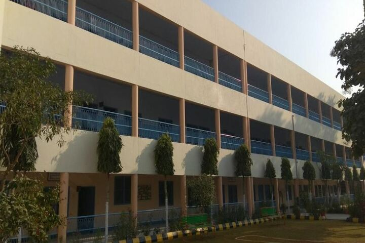 Bal Mandir Model Senior Secondary School-Campus