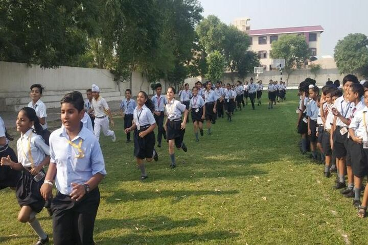 Bal Mandir Model Senior Secondary School-Running