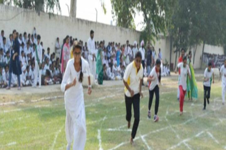Bal Mandir Model Senior Secondary School-Sports