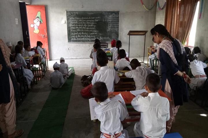 Bal Vatika Public School-Classroom