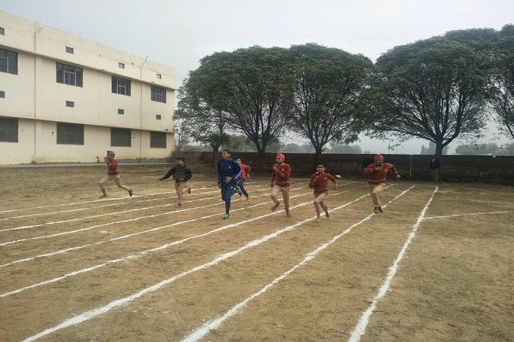 Bal Vatika Public School-Sports running