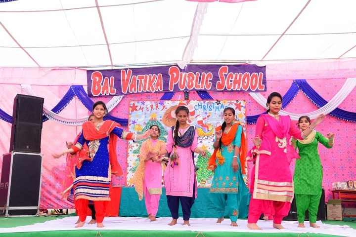 Bal Vatika Public School-Dance