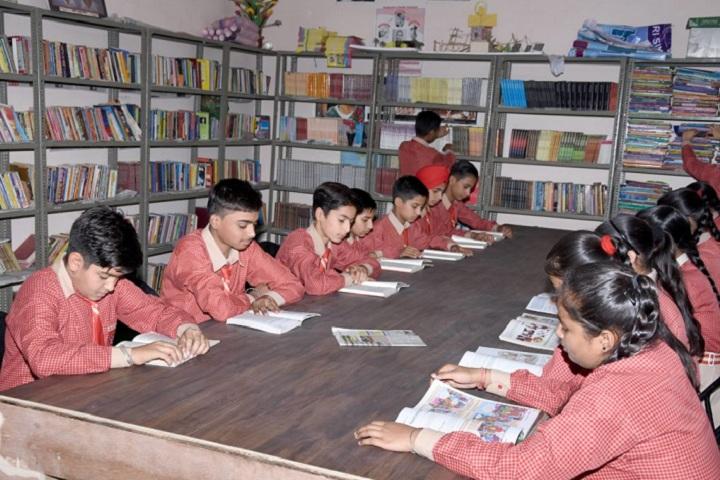 Bal Vatika Public School-Library