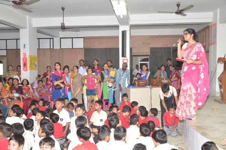 Gyan Niketan-Mothers Day Celebrations
