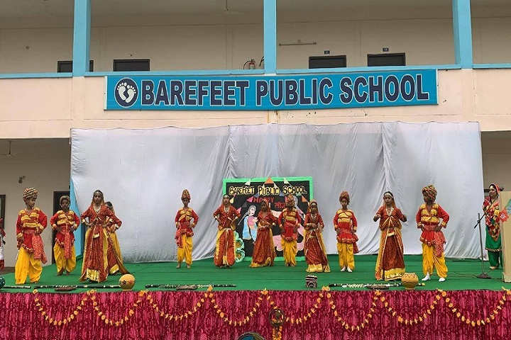Barefeet Public School-Events