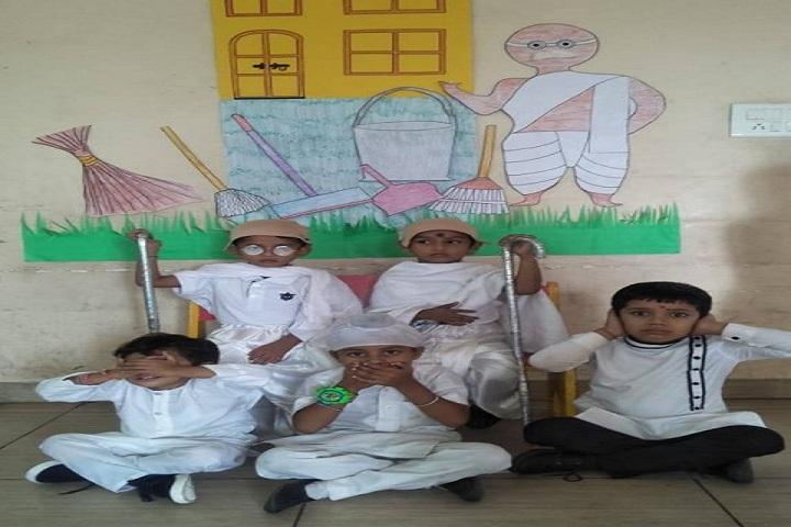 Barefeet Public School-Gandhi Jayanti