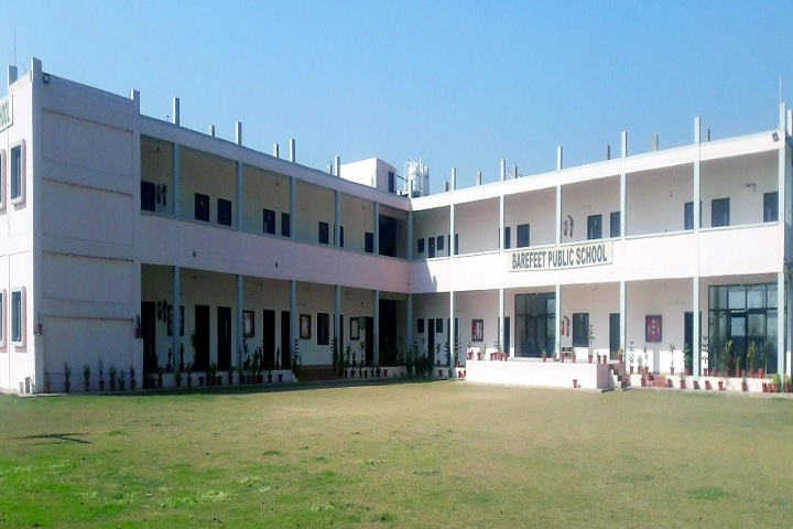 Barefeet Public School-Campus-View