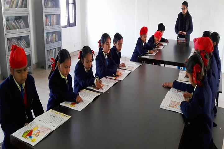 Barefeet Public School-Library