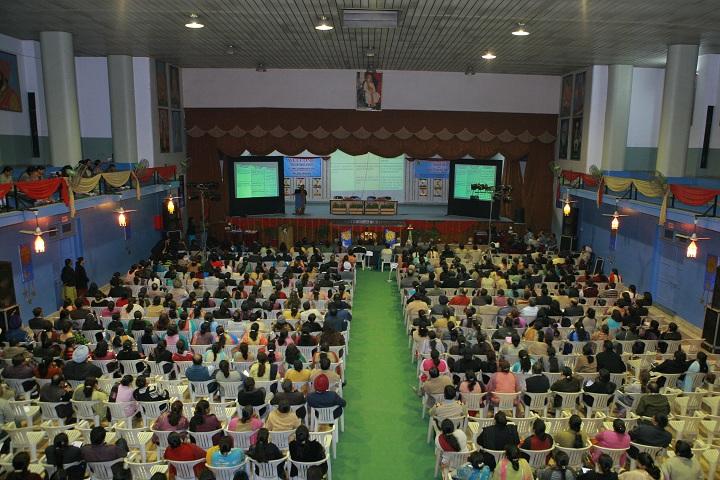 Bcm Arya Model School-Auditorium