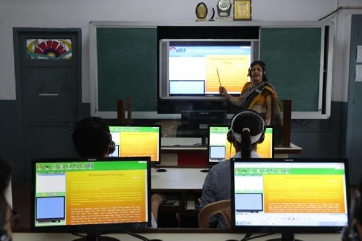 Bcm Arya Model School-IT Lab