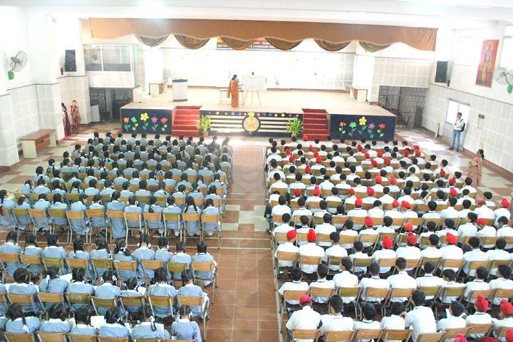 Bcm School-Auditorium