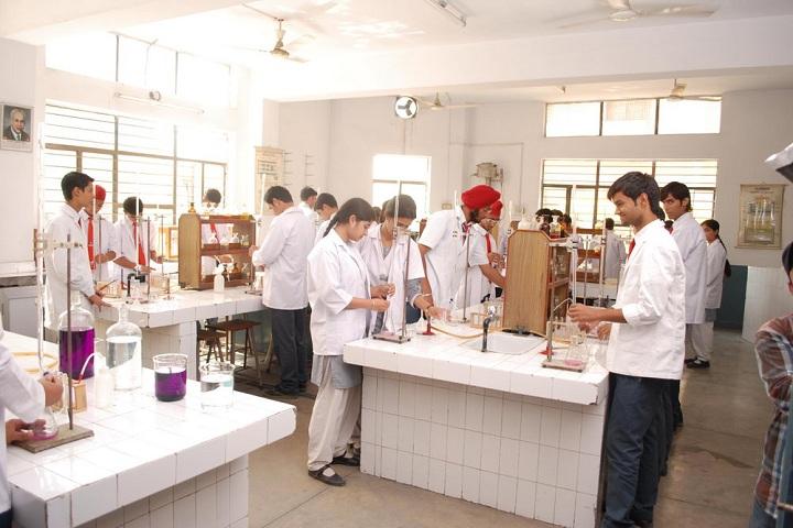 Bcm School-chemistry Lab