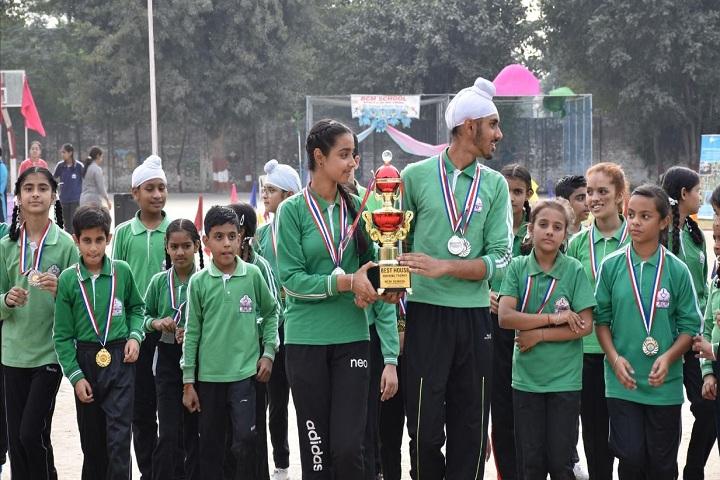 Bcm School-Achievement
