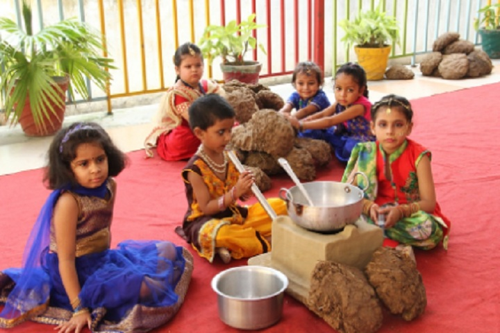 BCM School-Childrens cooking