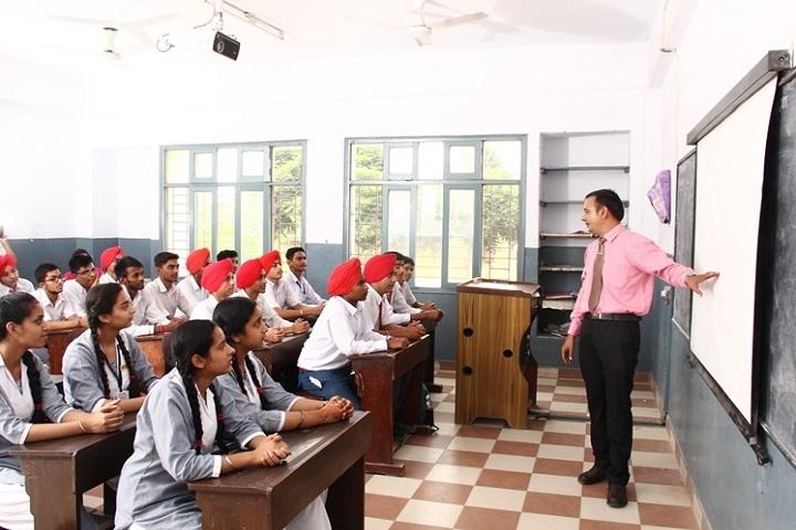 BCM School-Classroom