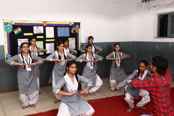 BCM School-Dance Room