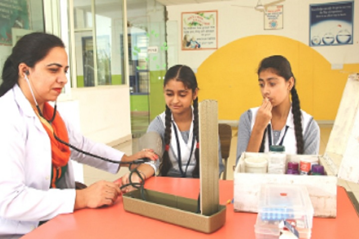 BCM School-Medical Checkup
