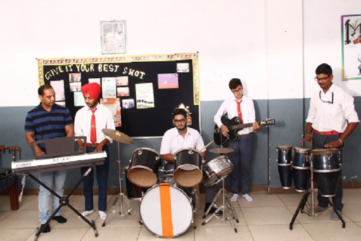 BCM School-Music Room