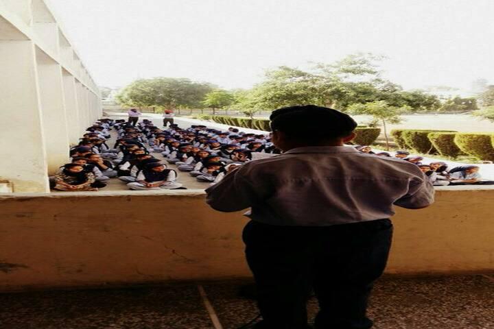 Bhai Behlo Public School-Assembly