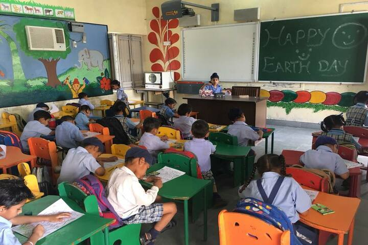 Bhai Behlo Public School-Class