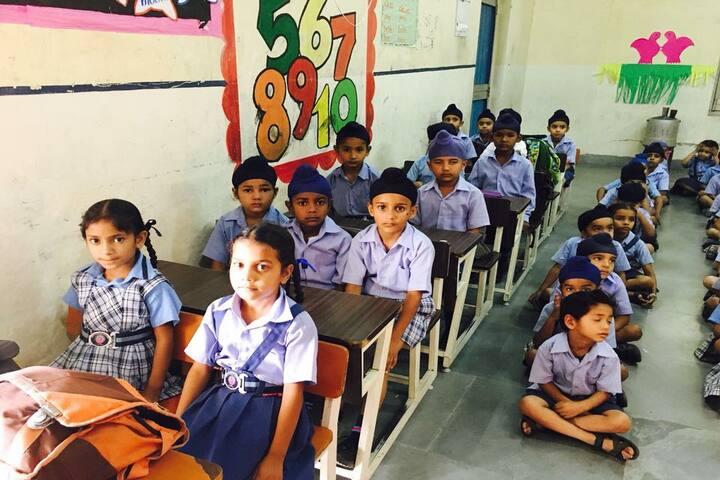 Bhai Behlo Public School-Classroom