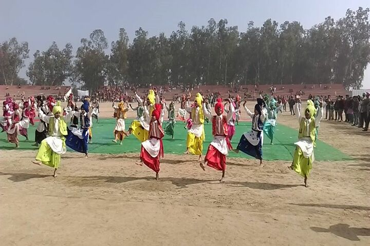 Bhai Behlo Public School-Dance