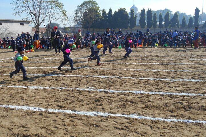 Bhai Behlo Public School-Games
