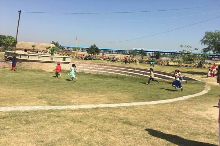 Bhai Behlo Public School-Ground