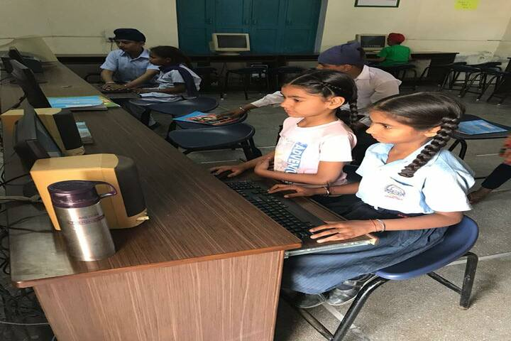 Bhai Behlo Public School-IT-Lab