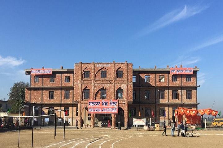 Bhai Gurdas Academy-Campus-View