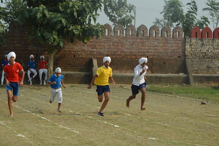 Bhai Gurdas Academy-Sports running