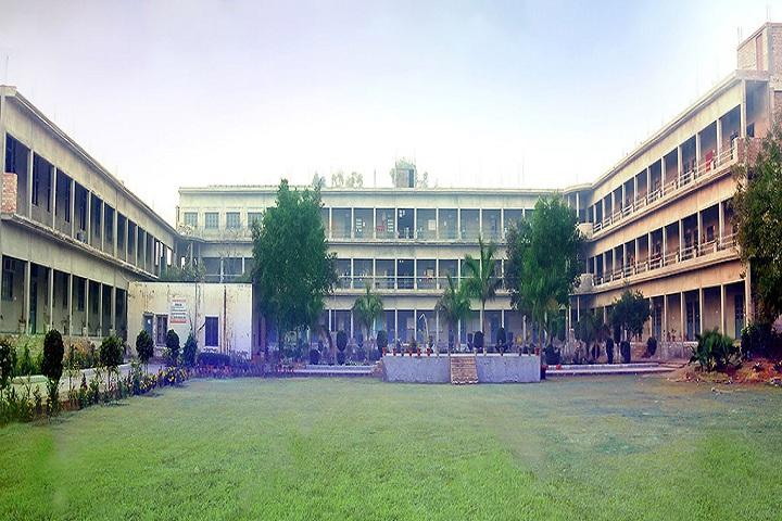 Bhai Mastan Singh Public School-Campus-View full