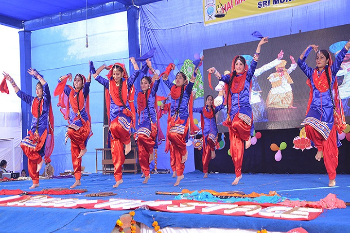 Bhai Mastan Singh Public School-Events programme