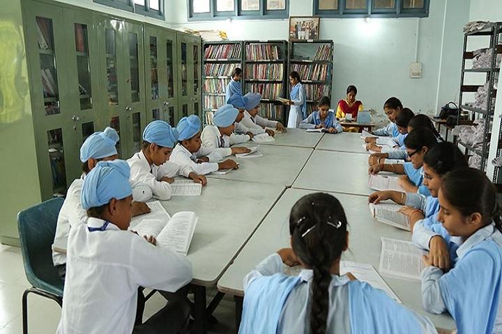 Bhai Mastan Singh Public School-Library